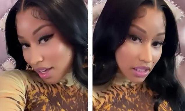 Nicki Minaj's break from music industry was good for her mental health