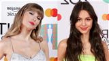 Olivia Rodrigo Shares What Taylor Swift's Handwritten Note to Her Said