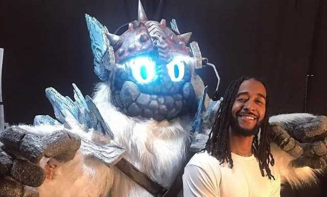 Omarion: Heavy Yeti Costume Hindered His Moves on 'The Masked Singer'