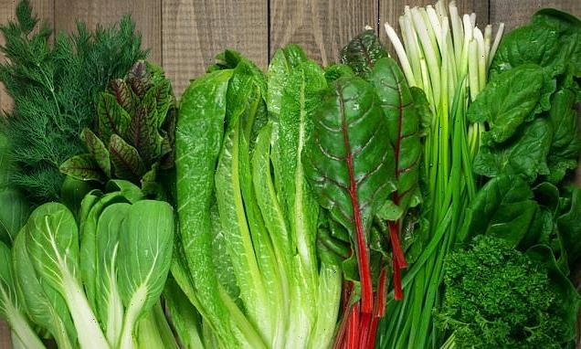 One cup of leafy greens a day lowers risk of heart disease, study says