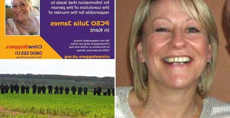 PCSO Julia James' murder: £10,000 reward for information amid fears killer WILL strike again