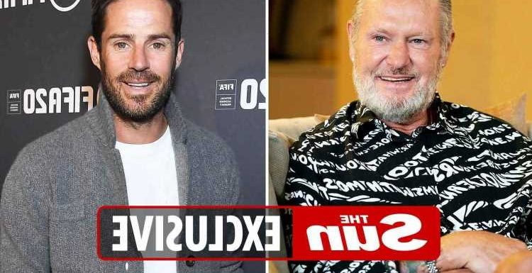 Paul Gascoigne wants to be on I'm a Celebrity — with fellow ex-footballer Jamie Redknapp