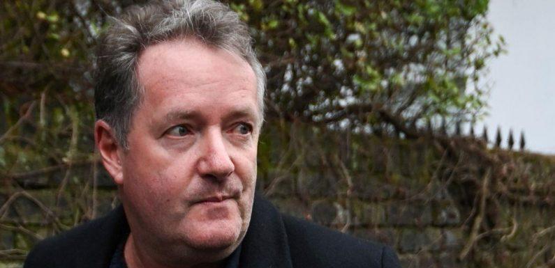 Piers Morgan slams 'woke brats' in cancel culture rant amid Snow White row