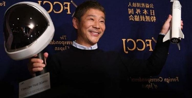 Private space travel: Japanese billionaire going to the Moon will pop to the ISS before