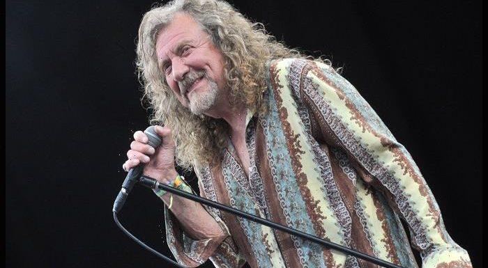Robert Plant Announces Saving Grace U.K. Tour Dates