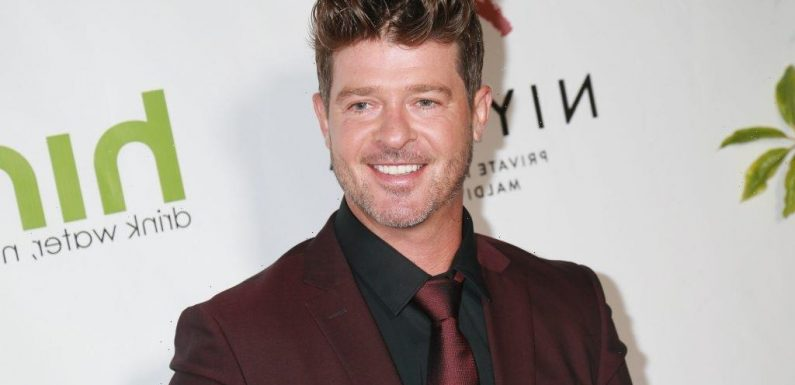 Robin Thicke's 2021 Album With Pharrell Features New Music From the 'Blurred Lines' Era