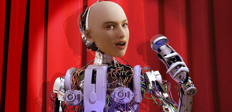 Robot musicians to 'transform' industry as AI creates 'golden age of creativity'