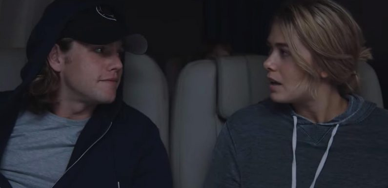 Rose Reid & Jedidiah Goodacre Have a Meet Cute In This Exclusive 'Finding You' Clip