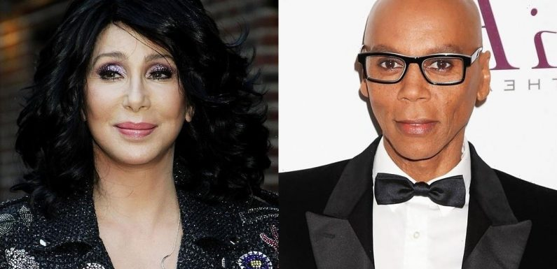 RuPaul Invites Cher to Join 'Drag Race' Following Win at MTV Movie and TV Awards: Unscripted