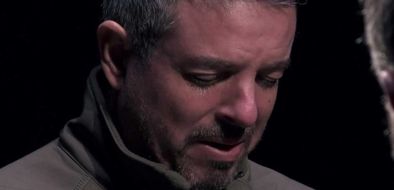 SAS: Who Dares Wins recruit leaves viewers in tears as he recounts horror at hands of paedophile