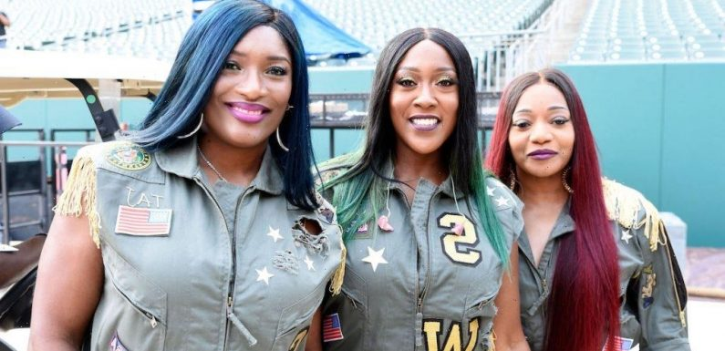 SWV's Coko Had 1 Goal When the Group Started