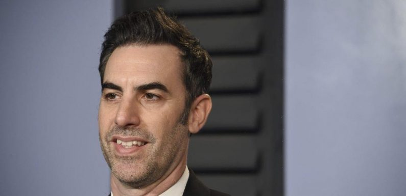 Sacha Baron Cohen To Receive MTV Movie & TV Awards' Comedic Genius Award