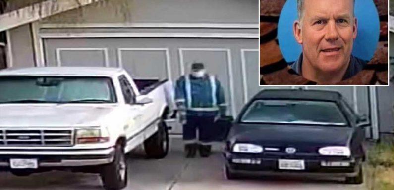 San Jose gunman Samuel Cassidy caught on video leaving home before shooting