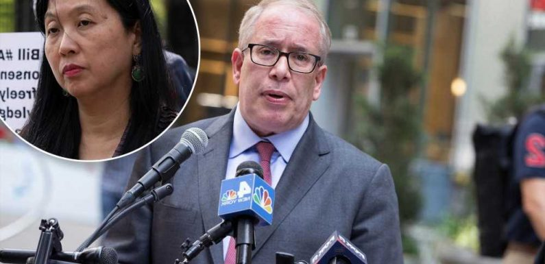 Scott Stringer says he's 'never felt this good' despite sexual assault allegation