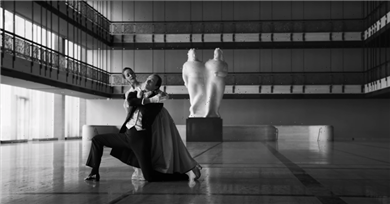 Sofia Coppola Inaugurates New York Ballet's Spring Season with Black-and-White Short — Watch