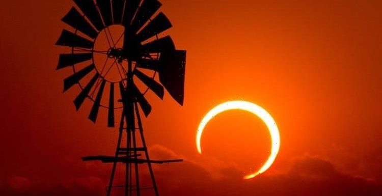 Solar eclipse 2021: Get ready for a 'weird and dramatic' Ring of Fire eclipse next week