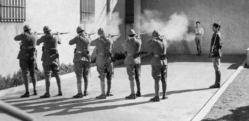 South Carolina votes to add FIRING SQUAD as method of execution as well as lethal injection & electric chair