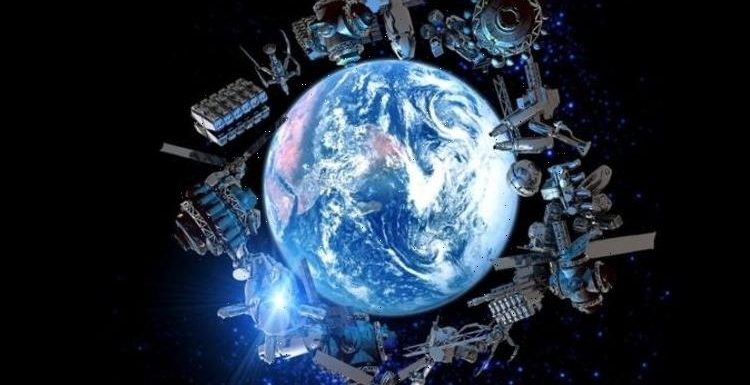 Space junk could be made worse by increasing climate change