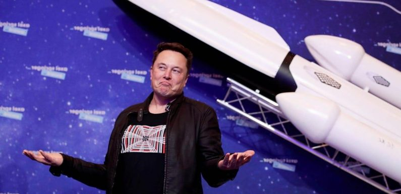 SpaceX says more than 500,000 people have ordered or placed a deposit for its Starlink internet service