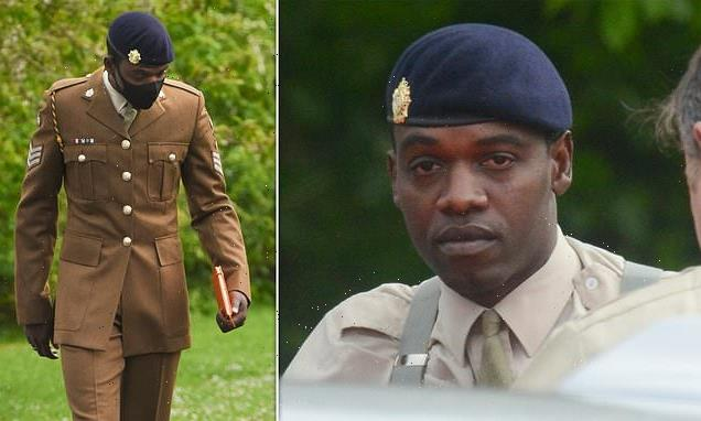 Staff sergeant who 'sent naked pictures' cleared of sexual assault