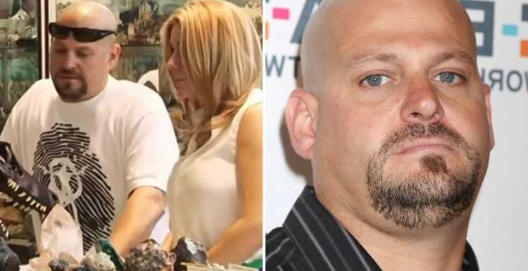 Storage Wars star Jarrod Schulz 'charged with domestic violence' for 'pushing ex-partner Brandi Passante at a bar'