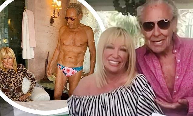 Suzanne Somers on secrets to active sex life with husband Alan Hamel