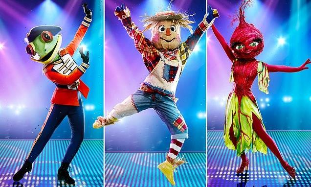 The Masked Dancer costumes: Scarecrow and beetroot among characters