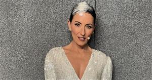 The Masked Dancer star Davina McCall's white-roots hairdo branded 'car crash'