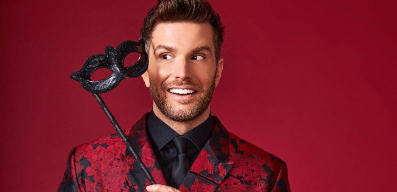 The Masked Dancer's Joel Dommett says viewers will love 'amazing' Carwash character