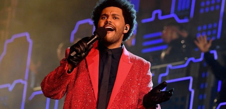 The Weeknd to Perform at 2021 Billboard Music Awards