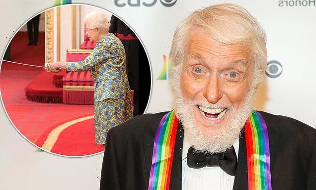 'The next thing is a knighthood': Dick Van Dyke wants Queen's honour