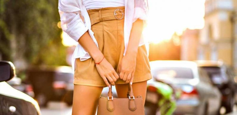 These Linen Shorts Can Keep You Cool in the Summer Heat