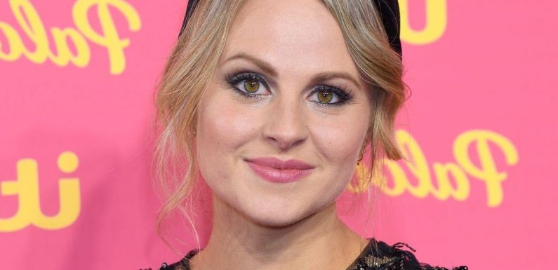 Tina O'Brien feels 'lucky' to still be in Corrie as she was given three month contract