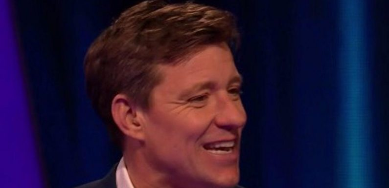 Tipping Point fans distracted as Ben Shephard flashes flesh in unbuttoned shirt