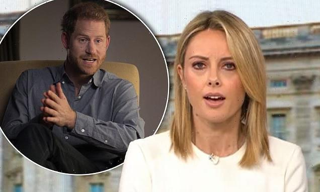 Today: Allison Langdon blasts Prince Harry for 'hurting' the Queen