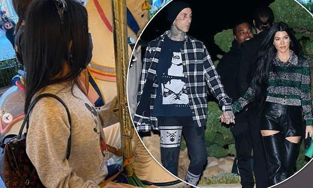 Travis Barker saysKourtney Kardashian is the 'love of his life'