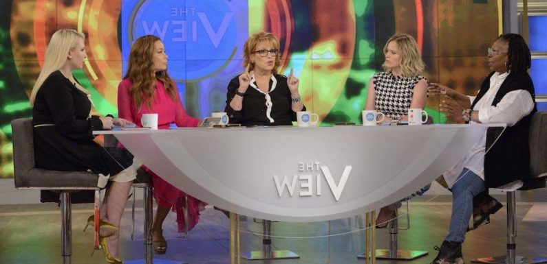 Trouble on 'The View?' ABC Steps in Over 'Toxic' Attacks After Meghan McCain and Joy Behar Feud, Report