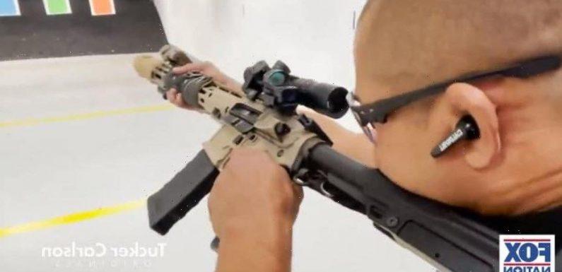 Tucker Carlson dispels myths about the popular AR-15