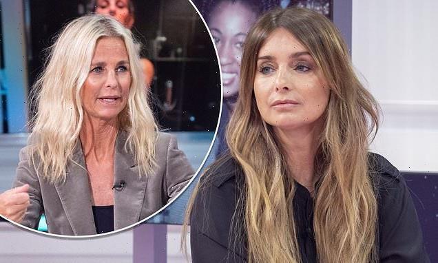 Ulrika Jonsson gives Louise Redknapp sage advice following her split
