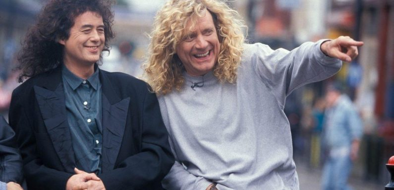 What Robert Plant Thought of the White Stripes' Resemblance to Led Zeppelin