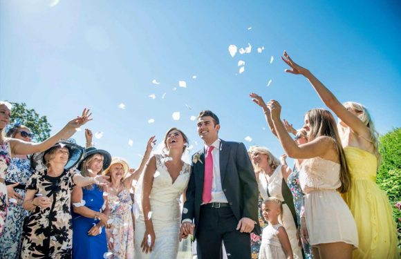 What are the wedding Covid rules in the UK?