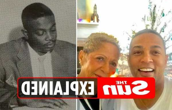 Who are Don Lemon's parents Katherine and Wilmon?