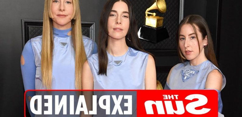Who are Haim and how old are they? – The Sun