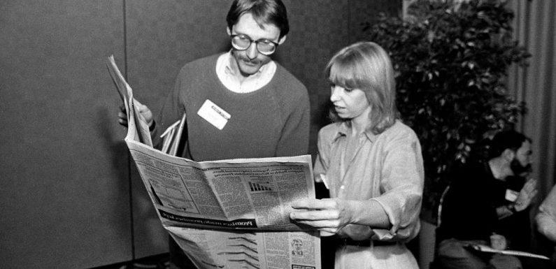 Who is Ann Winblad's husband Alex Kline?