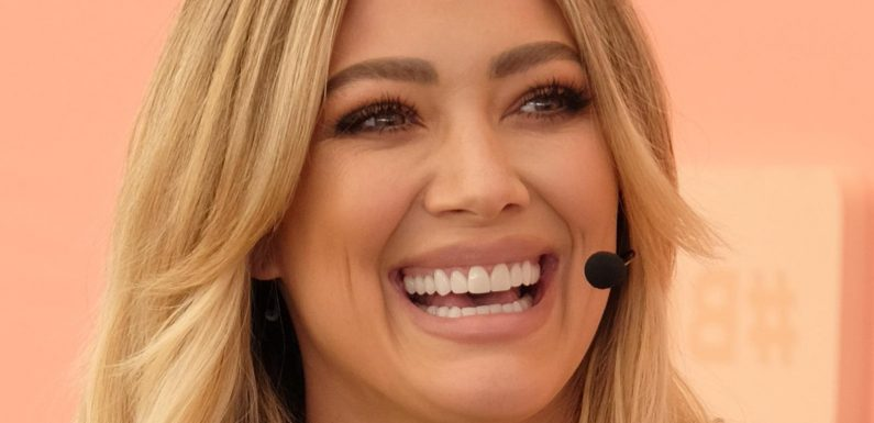 Why Hilary Duff Is Worried She Might Be 'Cheugy'
