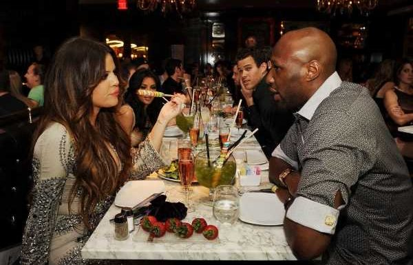 Why Khloé Kardashian and Lamar Odom Would Often Call Each Other and Start 'Crying, Yelling, and Cussing'