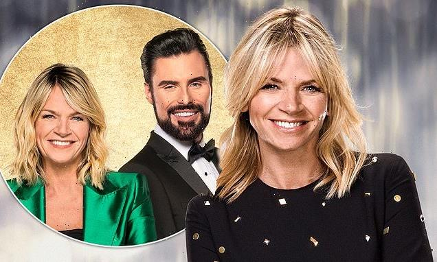 Zoe Ball announces she has QUIT Strictly It Takes Two