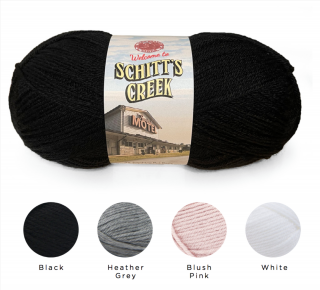 'Schitt's Creek' Yarns and Patterns to Be Offered to Crafters
