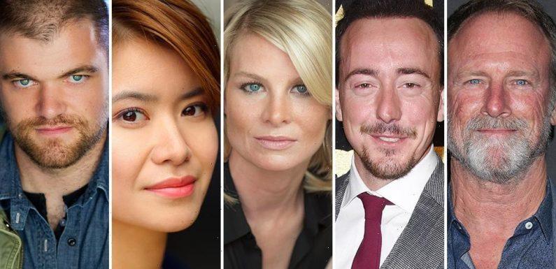 'The Peripheral': Louis Herthum, Chris Coy, Melinda Page Hamilton Among 5 Cast In Jonathan Nolan & Lisa Joy's Amazon Series