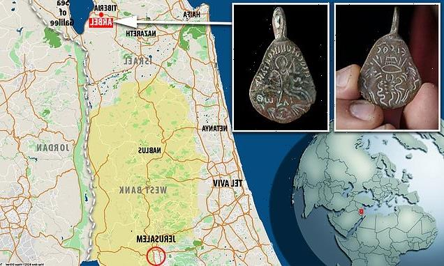1,500-year-old amulet that 'protects wearer from evil sprits' found